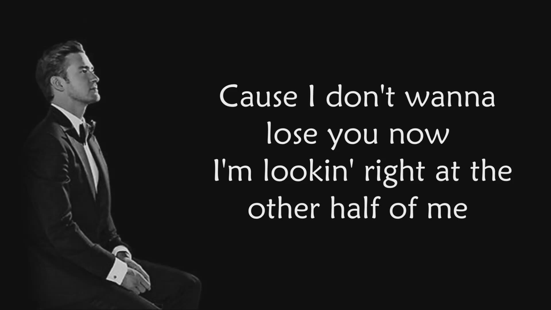 Justin timberlake mirrors lyrics video for Mirror justin timberlake lyrics