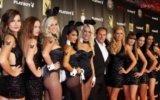 Playboy'un ünlü konukları birarada