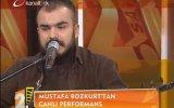 Mustafa Bozkurt - Zalım Felek Onu Çok Görme Bana - Canlı
