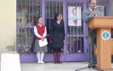 Yeşilyurt İlköğretim Okulu Müdürü Güngör Özkan Konuşması