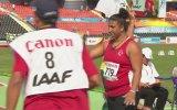 Milli Atletimiz Emel Dereliden Gülle Atmada Dünya Rekoru