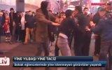 Taksim'de Yılbaşı Tacizcileri