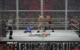WWE 2K14 Hell In A Cell John Cena vs Randy Orton vs Sin Cara vs Rey Mysterio (FR HD)