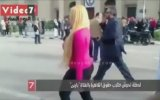 Mısır'da Skandal Taciz