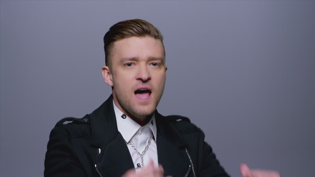 Timberlake jackson love never