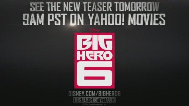 Big Hero 6 Tanıtım Fragmanı