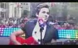 Austin Mahone - Shadow - Today Show Canlı Performans