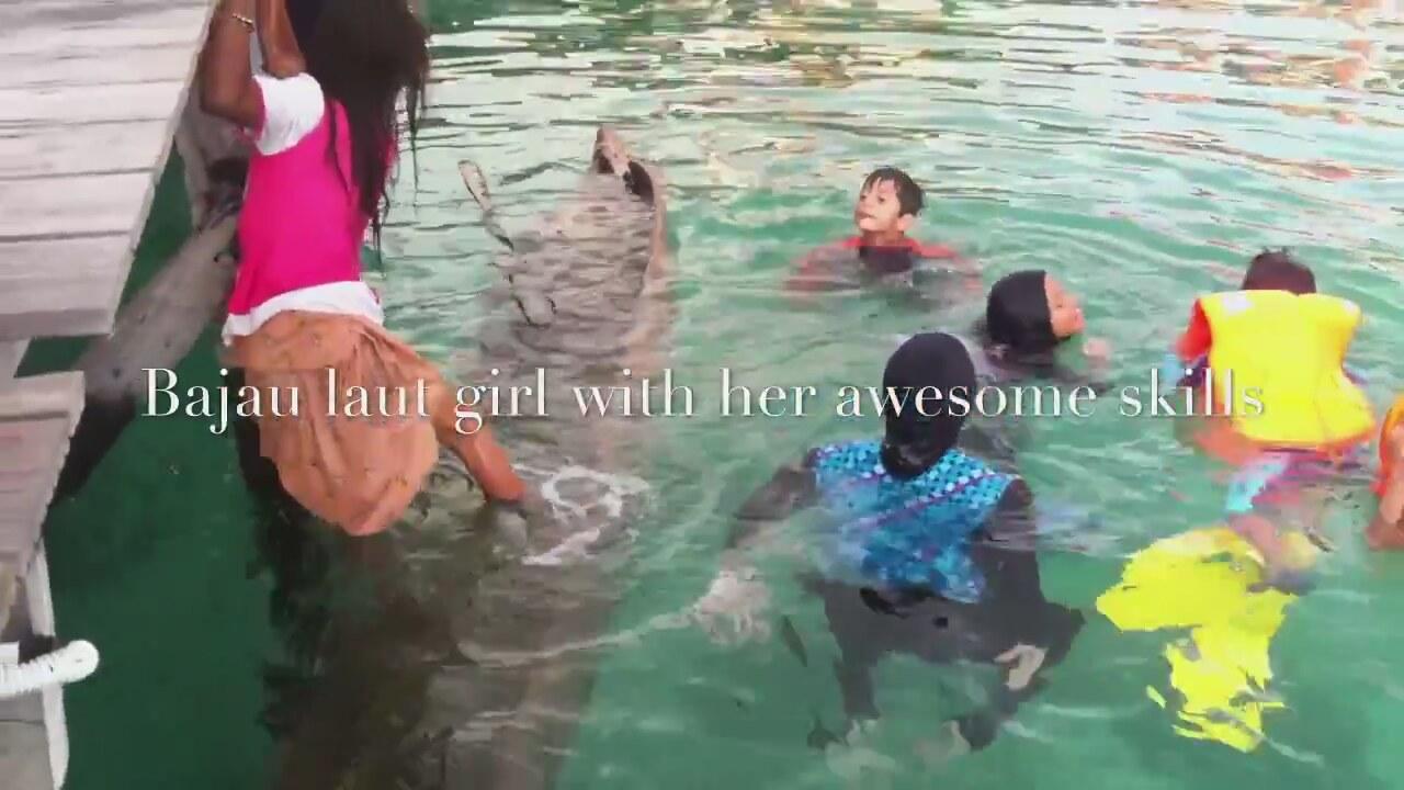 Zekası Sayesinde Ailesini Boğulmaktan Kurtaran Kız
