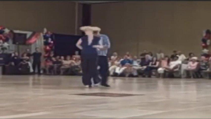 Şişman Adamın Mükemmel Dans Performansı