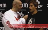 PRO MMA RADIO with Urijah Faber - UFC FAN EXPO - Bodybuilding.com