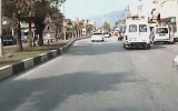 Motor Ve Bisikletin Kazası