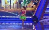 Böyle Yetenek Görülmedi! Tek Bacaklı Hintli Dansçı!