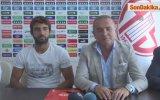 Antalyaspor, Sakıb Aytaç'la Sözleşme İmzaladı -
