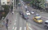 Bursa'da MOBESE'ye Takılşan Trafik Kazaları