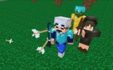 The Hunger Games Minecraft Animasyon