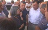Diyarbakır Lice'de Heykel Gerginliği - Hastane Önü
