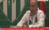 Bursaspor Basketbol Takımı Antrenörlüğüne Şemsettin Baş Getirildi -