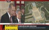 Cumhurbaşkanı Erdoğan Anıtkabir'de Konuştu