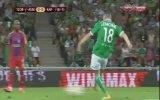 Saint Etienne - Karabükspor 1-0 (4-3) Maç Özeti ve Penaltılar