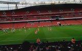 Arsenal'in Genç Yıldızından Müthiş Gol!