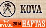 KOVA Burcu HAFTALIK Astroloji Yorumu videosu, 1 7 Eylül 2014, Astroloji Uzmanı Demet Baltacı