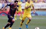 Lionel Messi vs Villarreal • La Liga • 31/8/14 [HD]