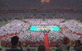 62.000 Seyircili Voleybol Maçı