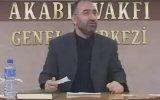 Mürtedin Cezası Nedir [Mustafa İslamoğlu]