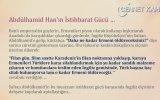 Osmanlı İmparatorluğu Bilinmeyen Kısa Ibretlik Hikayeler