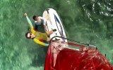Alaçatı'da Rüzgar Sörfü Macerası
