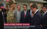 Davutoğlundan Asker Ailesine Sürpriz Telefon