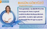 Yengeç Burcu Günlük Astroloji Yorumu19 Eylül 2014 Astrolog Demet Baltacı Bilinç Okulu