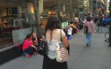 5th Ave Apple Store iPhone 6 Launch Line