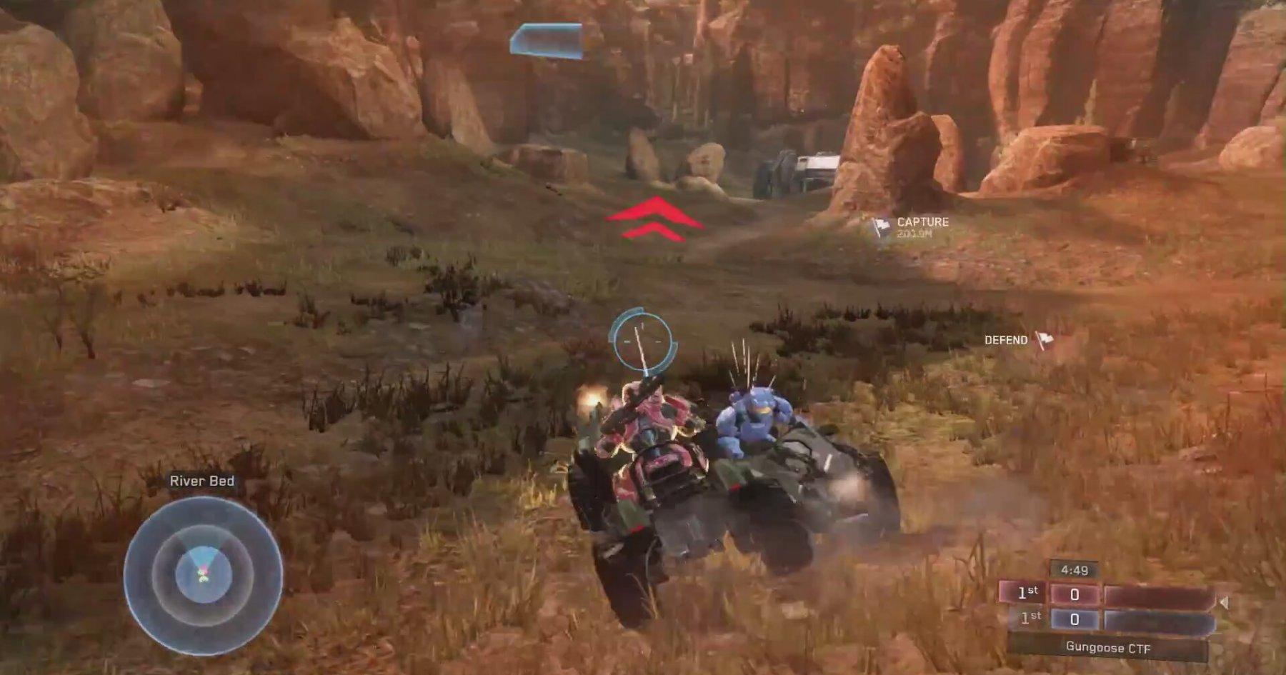Halo 2 Anniversary Xbox One Multiplayer Gameplay Halo ...