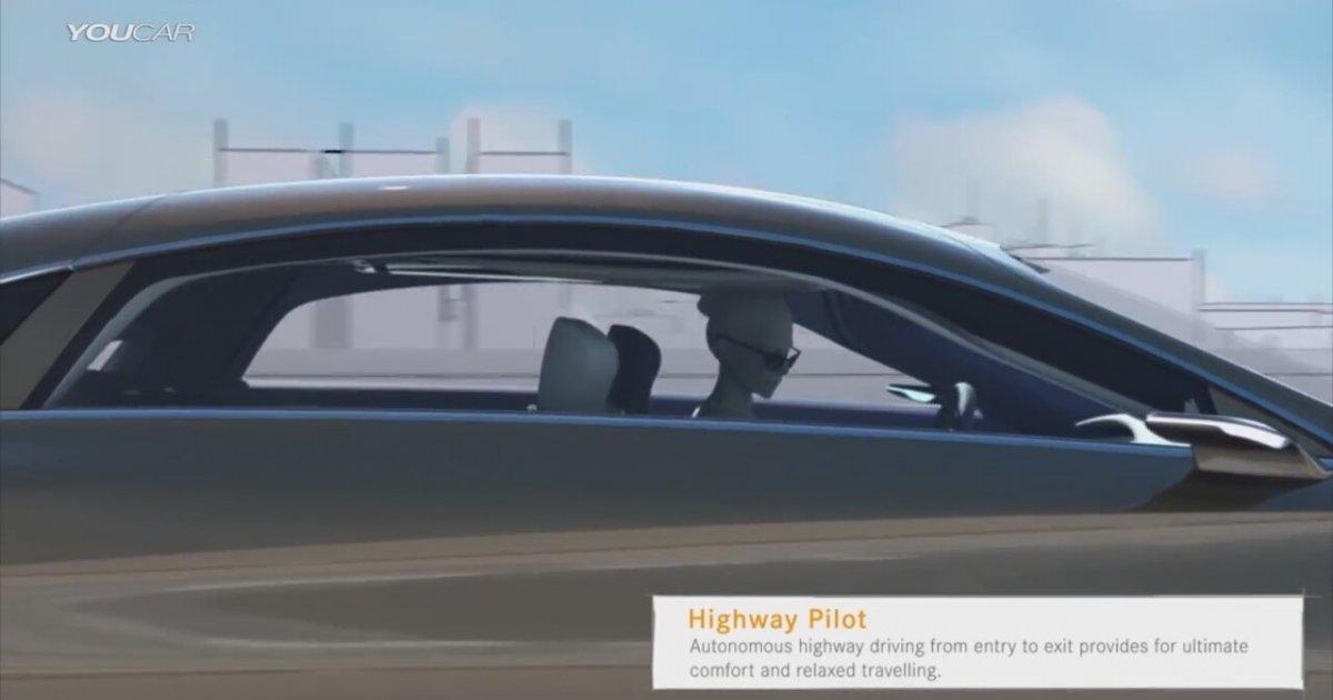 Autonomous driving by mercedes benz video for Mercedes benz autonomous driving