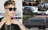 Justin Bieber's Many Cars - Which is Your Favorite?