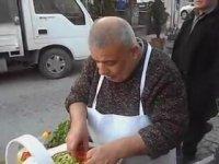 İstanbul'un Son Seyyar Lahmacuncusu - Cemal Gürenizoğlu