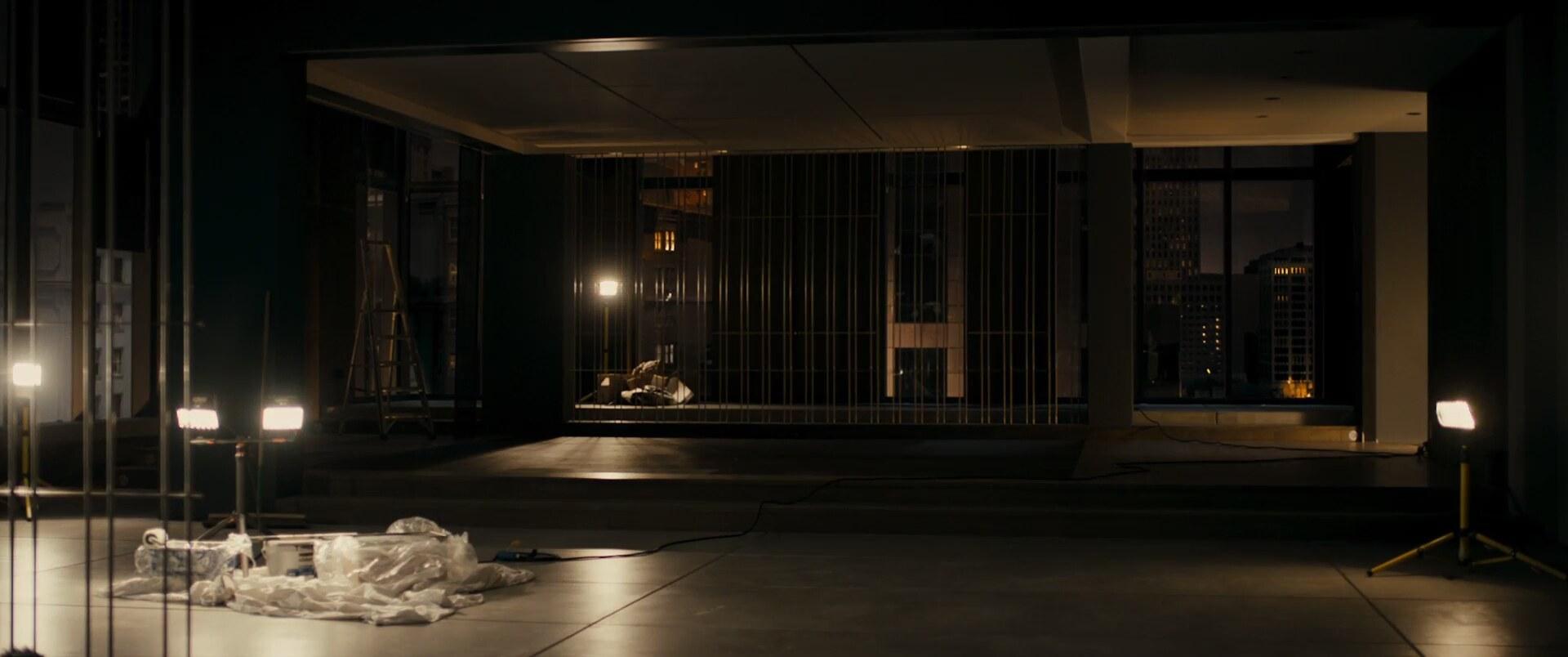квартира из фильма лофт